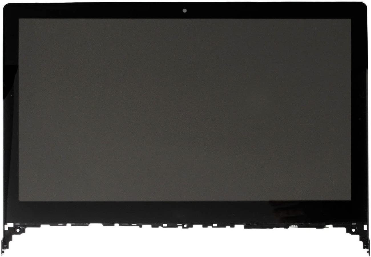 """Lifedream 15.6"""" 1920x1080 Screen Touch Glass Panel Digitizer Panel LCD Display Screen Assembly + Bezel for Lenovo Flex 2-15 20405"""