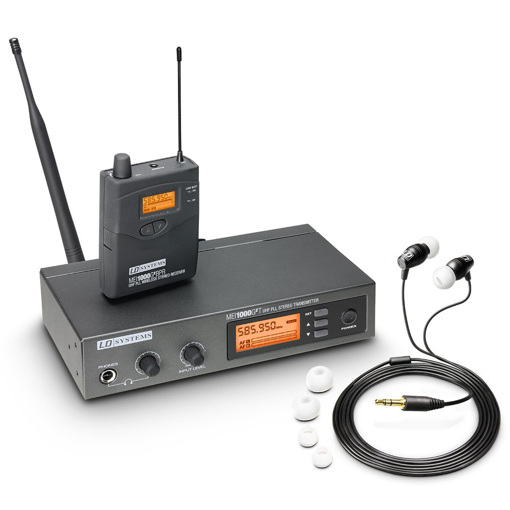 LD Systems MEI1000G2B5 MEI 1000 G2 B5 - Wireless In-Ear Monitoring System