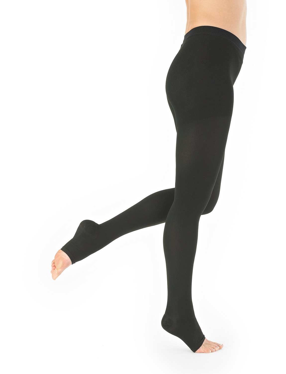 cb6538b4827ca Amazon.com: NEO G Pantyhose Compression Hosiery (Open Toe) - XX-LARGE -  Black - Medical Grade True Graduated Compression 20-30mmHg HELPS reduce  symptoms of ...