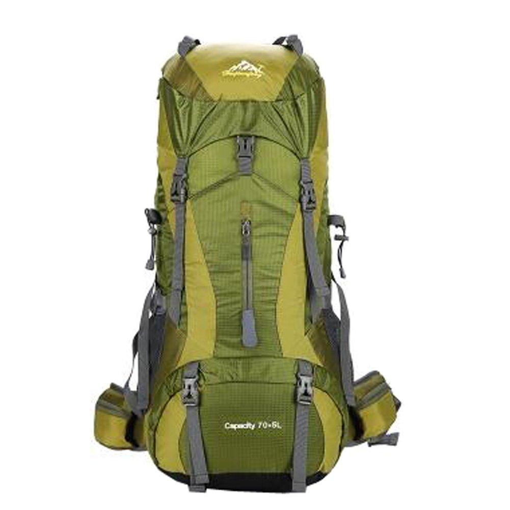 スポーツアウトドアカジュアルバックパックキャンプハイキングバッグTravelling Bag with Rain Cover , No。8   B079DMLGDT