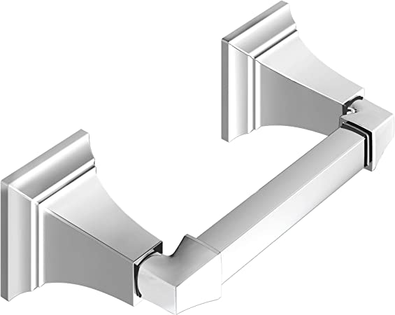American Standard Townsend Double Post Toilet Paper Holder in Polished Chrome