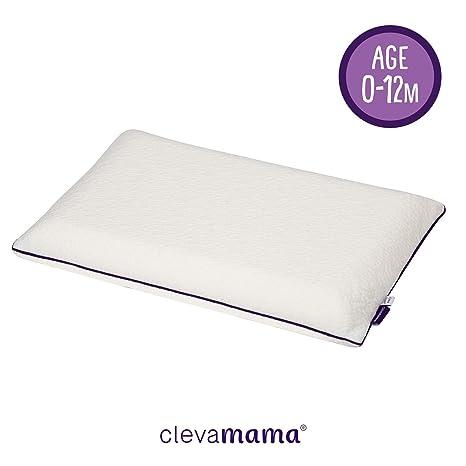 Clevamama - 7201 - Almohada Para Bebés Clevafoam Clevamama 0m+
