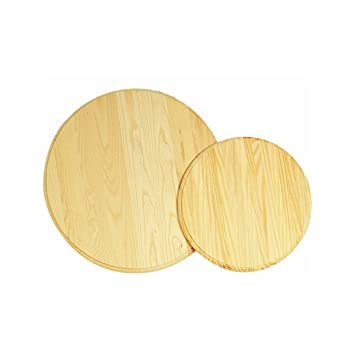 Awesome Waddell Mfg Co 2924P Round Table Top