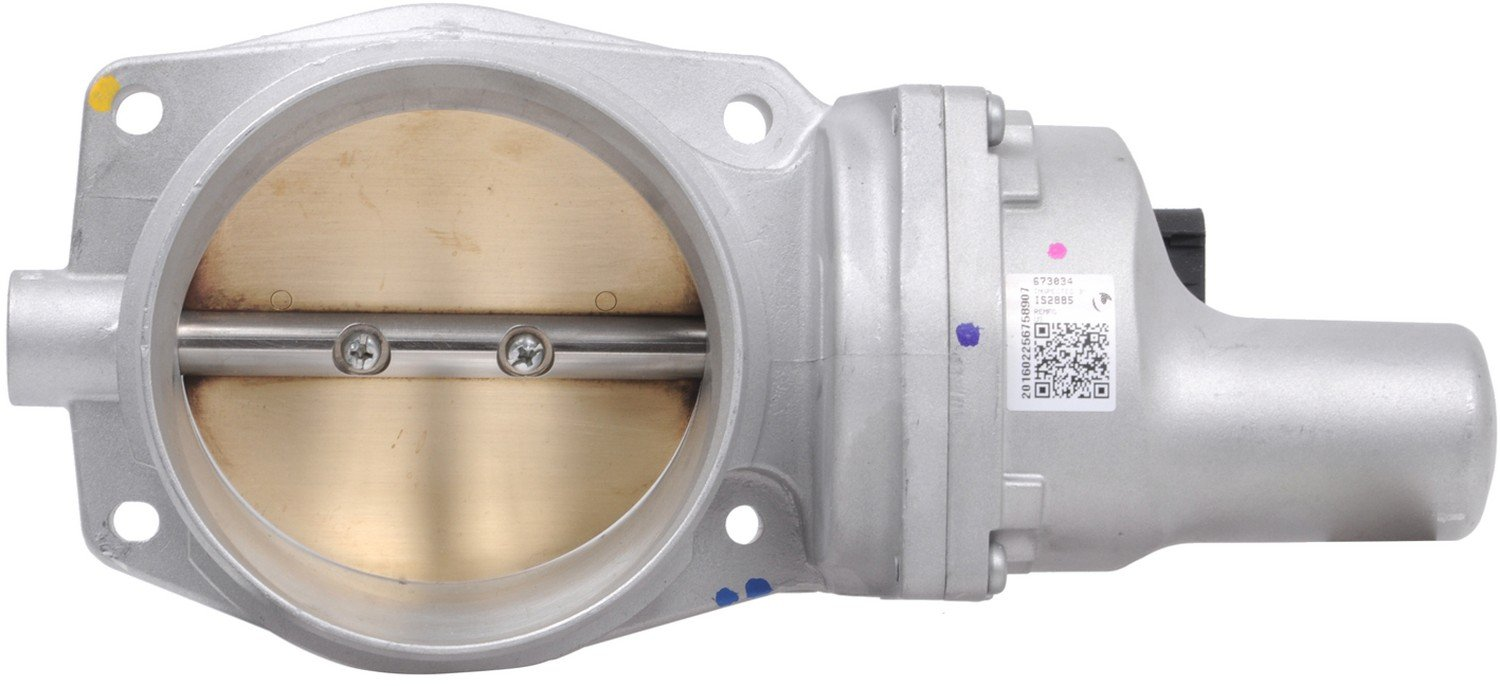 A1 Cardone 67-3034 Remanufactured Throttle Body, 1 Pack by A1 Cardone
