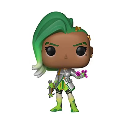 Funko Pop! Games: Overwatch - Sombra (Glitch Skin) Spring Convention Exclusive: Toys & Games