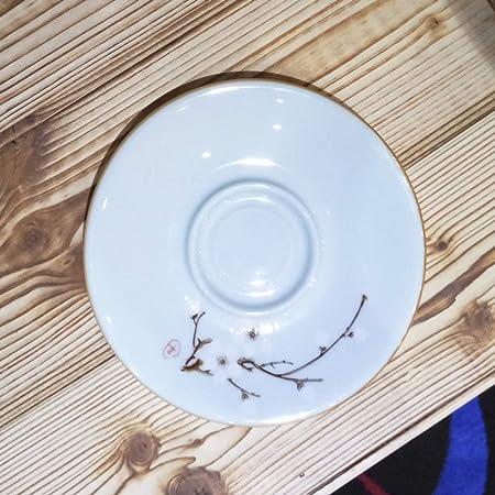 qwdf con Tazas de café Antiguas, vajilla de cerámica Simple del ...