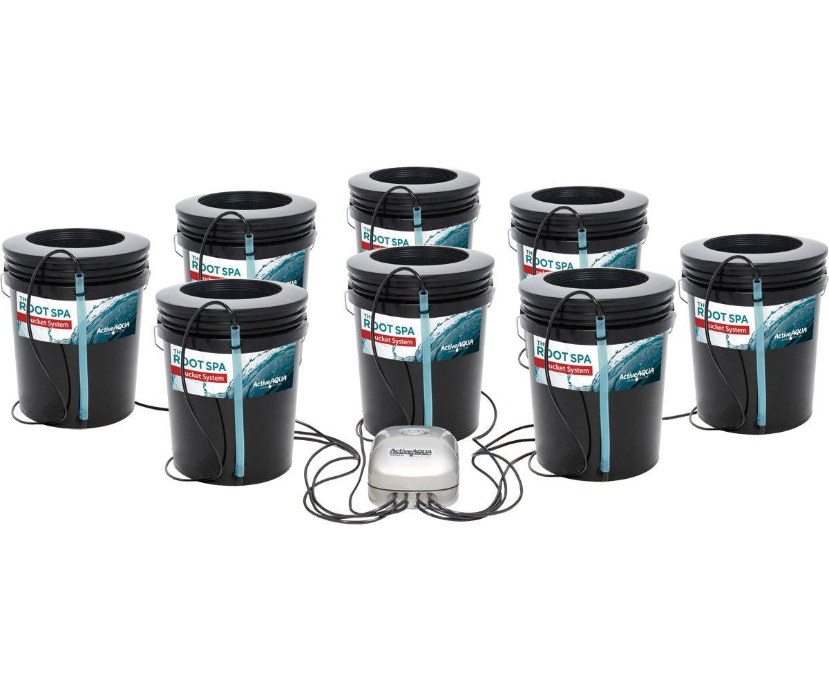 Active Aqua Root Spa 5 gal 8 Bucket System NEW 2018 Model