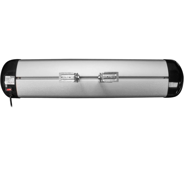Waterproof Bathroom Heater 2000W Purus Deluxe Wall Mounted Electric Infrared Outdoor Garden Patio
