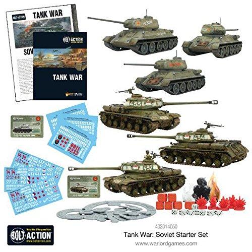 Bolt Action: Tank War Soviet Starter Set by Bolt Action