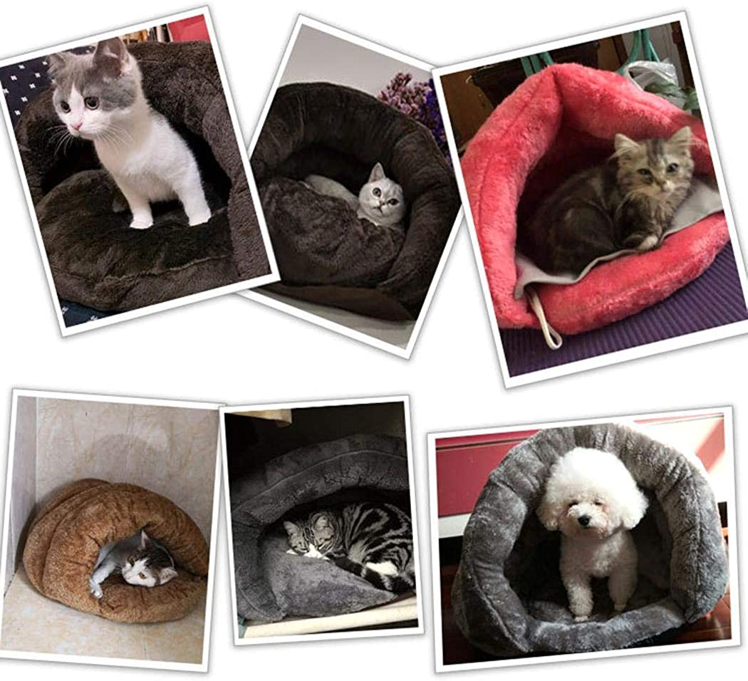 Xixou New Dog Pet Bed Sofa Bed-dog Comfortable Warm Blanket Shoulder Bags