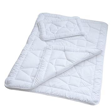 Kinder Bett-Set Kopfkissen 40x60 cm Bettdecke 100x135