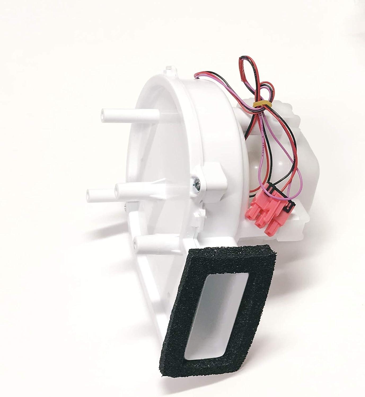OEM LG Freezer Ice Fan Motor Originally For LG GRL258SQTH, GR-L258SQTH, GRL258UQJP, GR-L258UQJP, GRL258DSVA, GR-L258DSVA