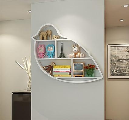 Amazon.com: Kitzen Creative Living Room Wall Shelves Bird ...