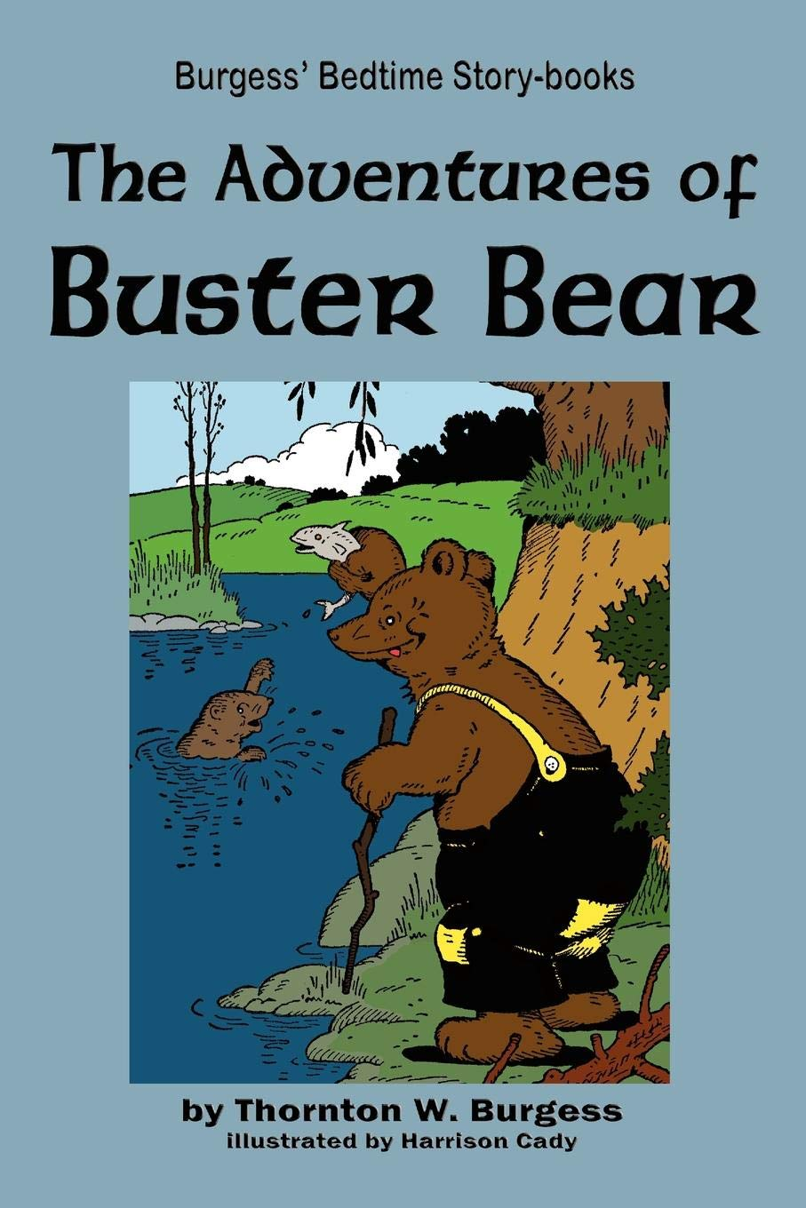 Read Online The Adventures of Buster Bear PDF