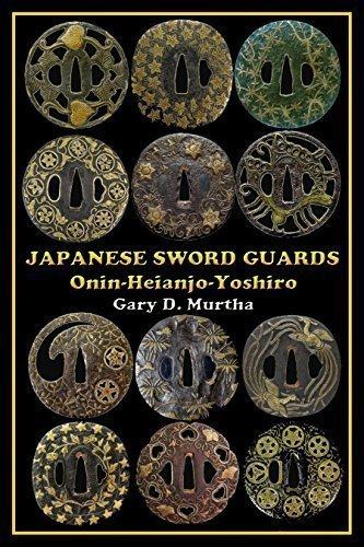 Japanese Sword Guards - Japanese Sword Guards:Onin, Heianjo, Yoshiro