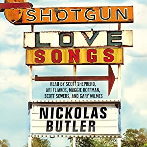 Shotgun Lovesongs Audiobook