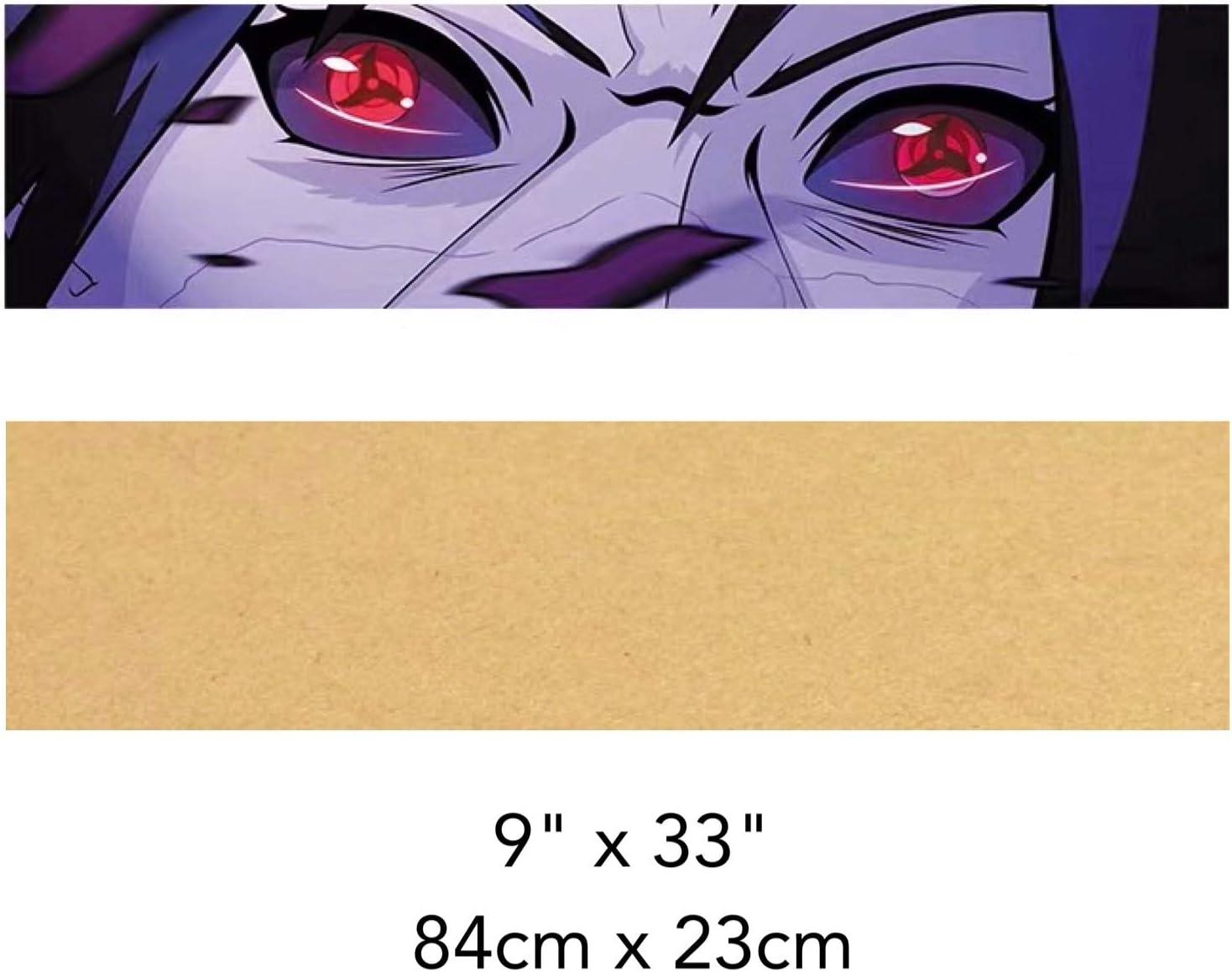 Amazon.com: RAREANT Naruto, Dragon Ball, Skateboard Griptape ...