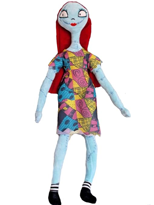 the nightmare before christmas sally large pose able plush doll 24 inches