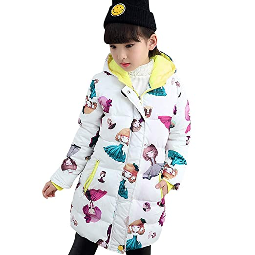 63338e33b Amazon.com  Mandy Baby Boys Girls Winter Puffer Coat Unisex Kids ...