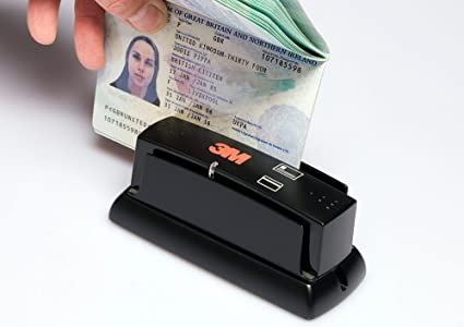 bitsonline technologies 3M CR100 Document Passport Reader Scanner