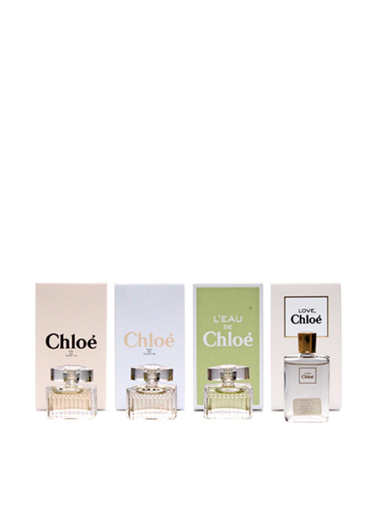 Parfums Chloe Variety Women 4 Piece Gift Set for Men