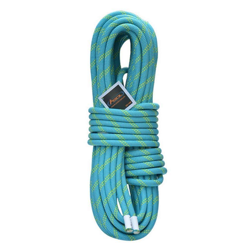 品質満点! HONEI アウトドア 10.5mm クライミングロープ スタティックロープ ザイル 登山 ガイロープ 耐荷重2800㎏ 登山 アウトドア 青 キャンプ 防災 安全 3色選べる B077QTLYZY 青 30m 30m|青, プロムナードショップ:401c71ad --- a0267596.xsph.ru