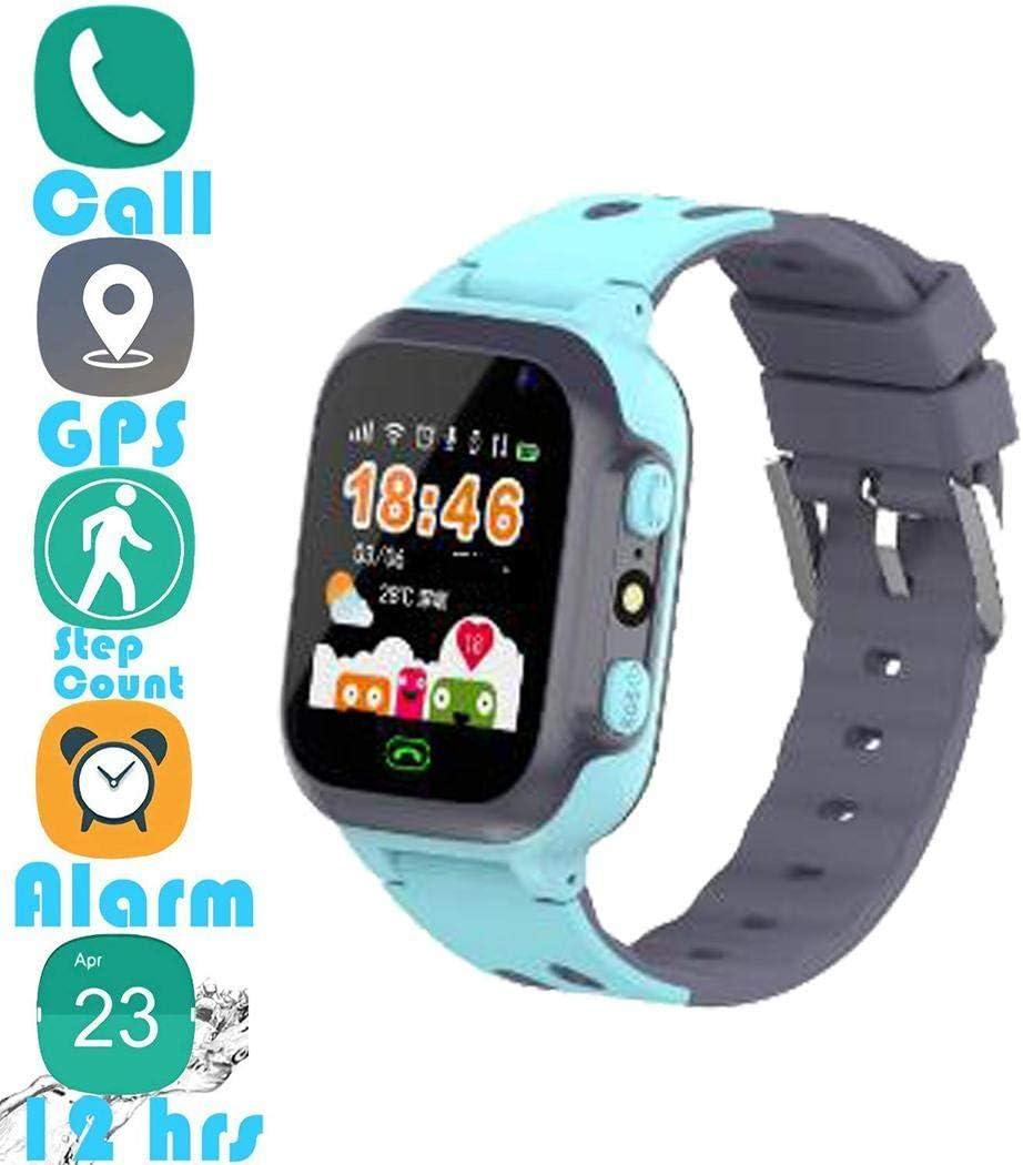 Smartwatch infantil impermeable (2 colores) por sólo 17,97€ con el #código: WKY4JWPJ