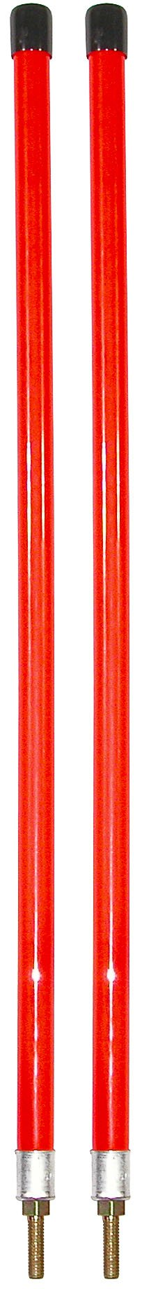 Buyers Products 1308103 Nylon Marker (Orange 24'' with Stud Mount) by Buyers Products