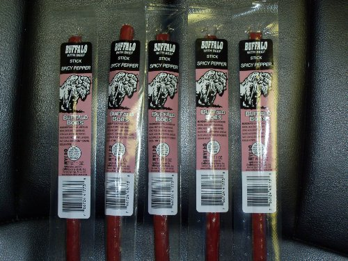 Wild-Game-Beef-Jerky-Buffalo-Pepper-Stick-5-Pack