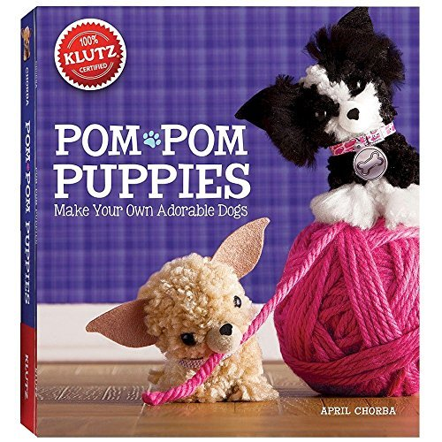 Own Pom Pom - Klutz Pom-Pom Puppies