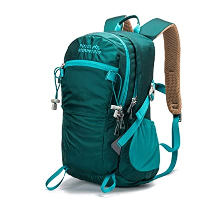 2a201cc02957 Amazon.com: QYSZYG 30L Outdoor Sports Backpack Lightweight Men and ...