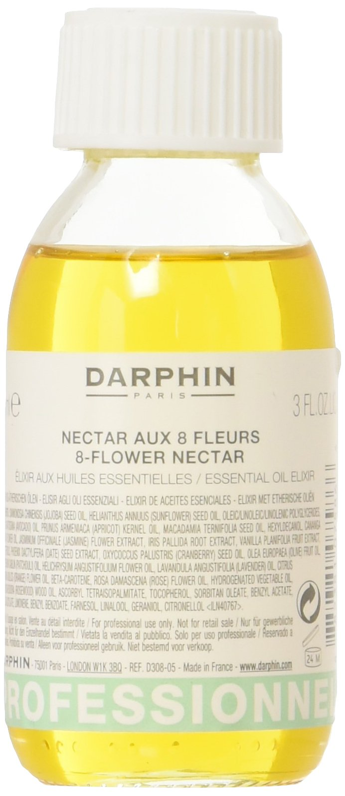 Darphin 8-Flower Nectar Essential Oil Elixir for Women, 3 Ounce