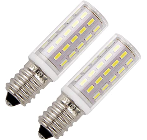 E14 bombilla LED 9W, ZSZT rosca Edison pequeña (SES), equivalente a bombilla halógena de 75W, Blanco frío 6000K, 2 Piezas: Amazon.es: Iluminación