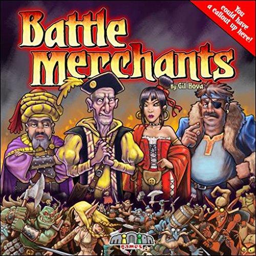 Battle Merchants SW (MINT/New)