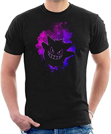 Gengar Inspired Shirt Gengar Purple Shirt Gengar  Unisex Sweatshirt Gengar Fan Art Gengar Purple Hoodie Gengar Fan Art