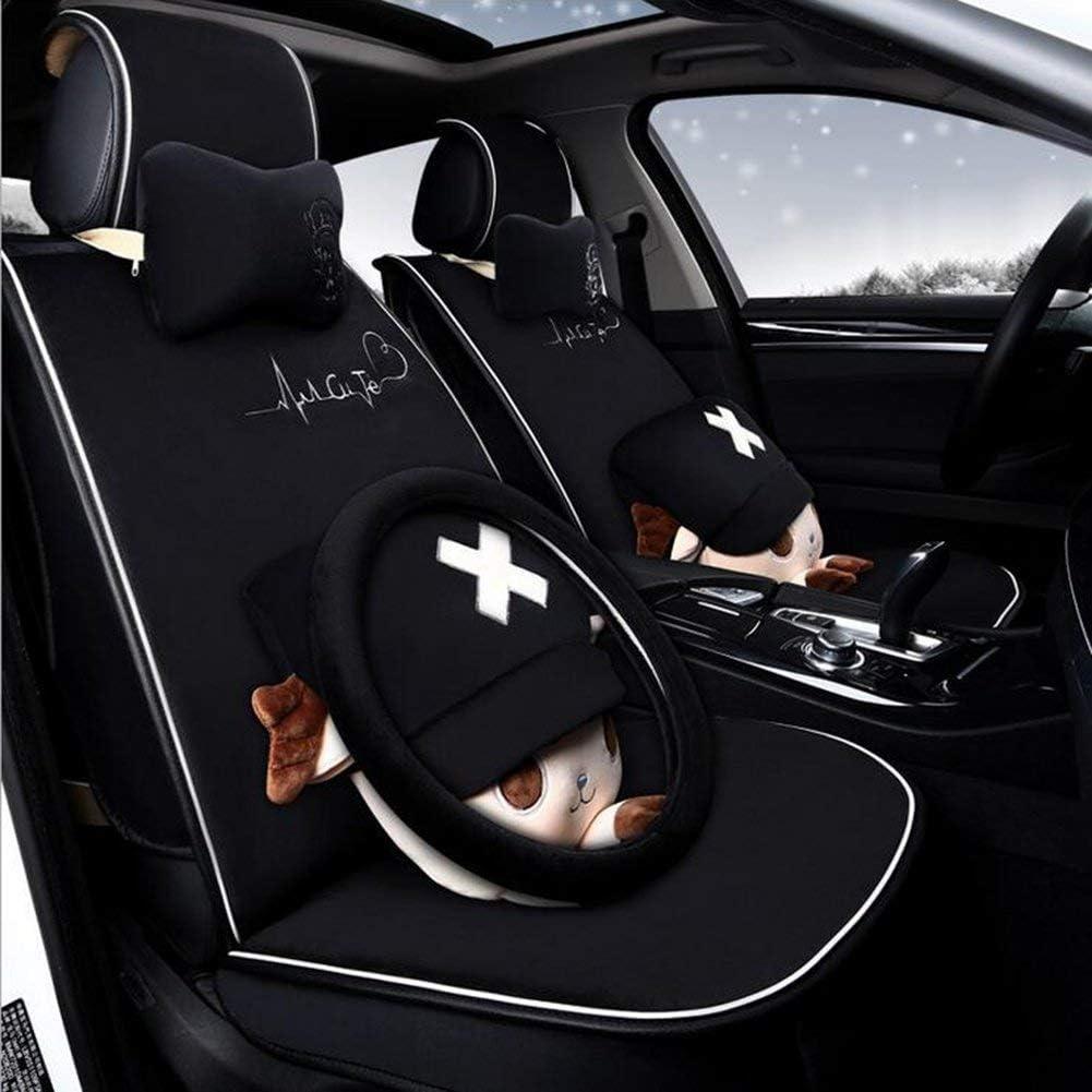 カーカーシートプロテクター用シートカバー Oカーシートカバーシートカバーテキスタイル普遍的なすべての年すべてのモデル カーシートクッションカーシートマット