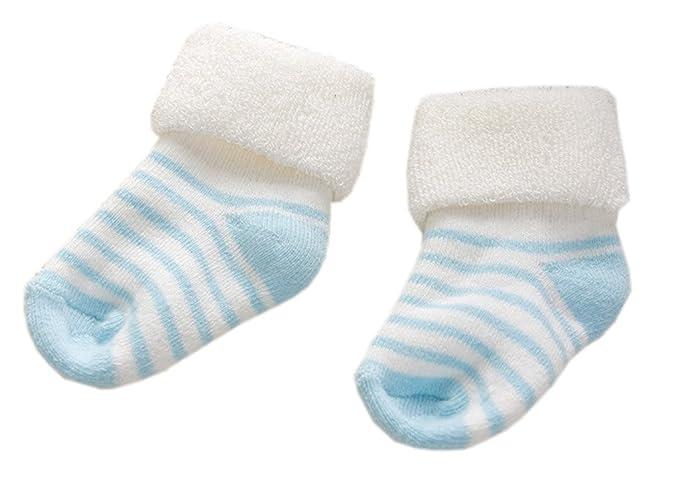 Smile YKK Baby Winter Warm Streifen Muster Babystrumpfhose ...