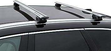 Amazon Com Brightlines Roof Rack Cross Bars Compatible With Volvo Xc40 2019 2020 Automotive