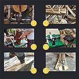 Log Splitter Screw Cone Kindling Firewood