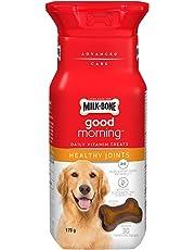 Milk-Bone Good Morning Healthy Joints Daily Vitamin Dog Treats 170g