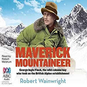 Maverick Mountaineer Audiobook