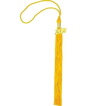 Amazon.com: TecUnite - Borla de graduación académica con ...