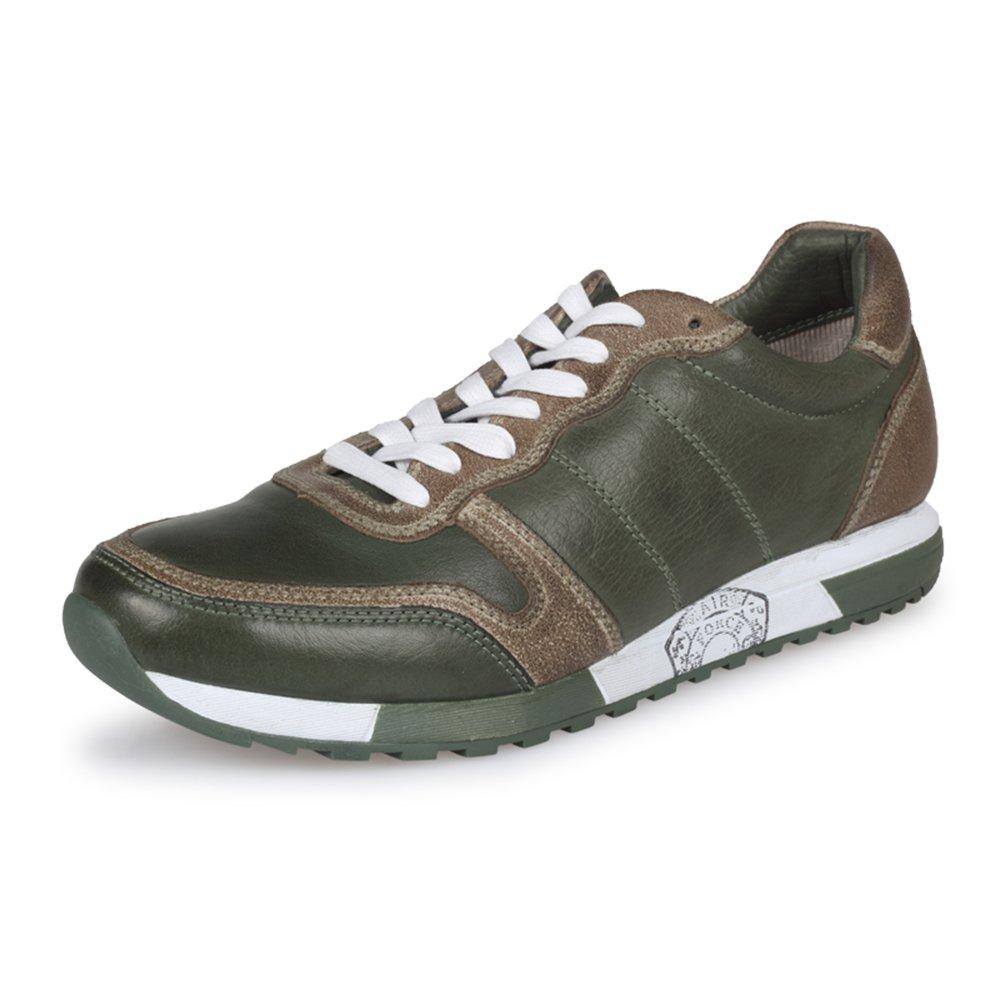 +BilleteD3027 - Zapatos de tacón  hombre 44 EU|verde oscuro