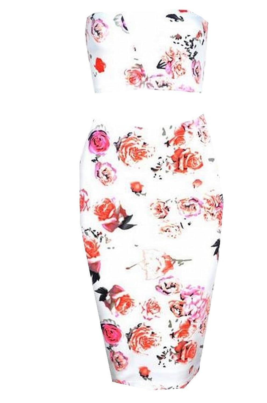 Abetteric Womens Suit Two Piece Deep V Neck Bodycon Dress