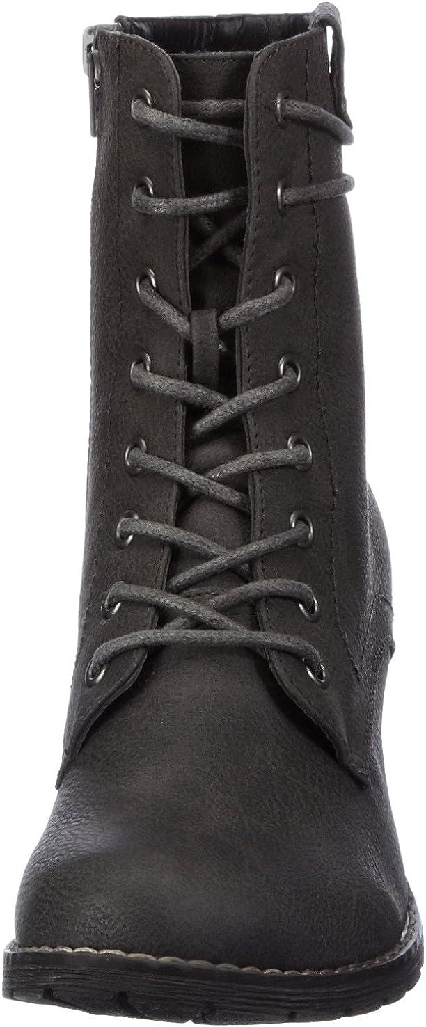 Rieker Womens High HLF Cenere Synthetik Snow Boots
