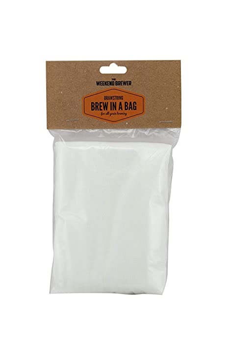 "Extra Large (26"" x 22"") Reusable Drawstring Straining Brew in a Bag"