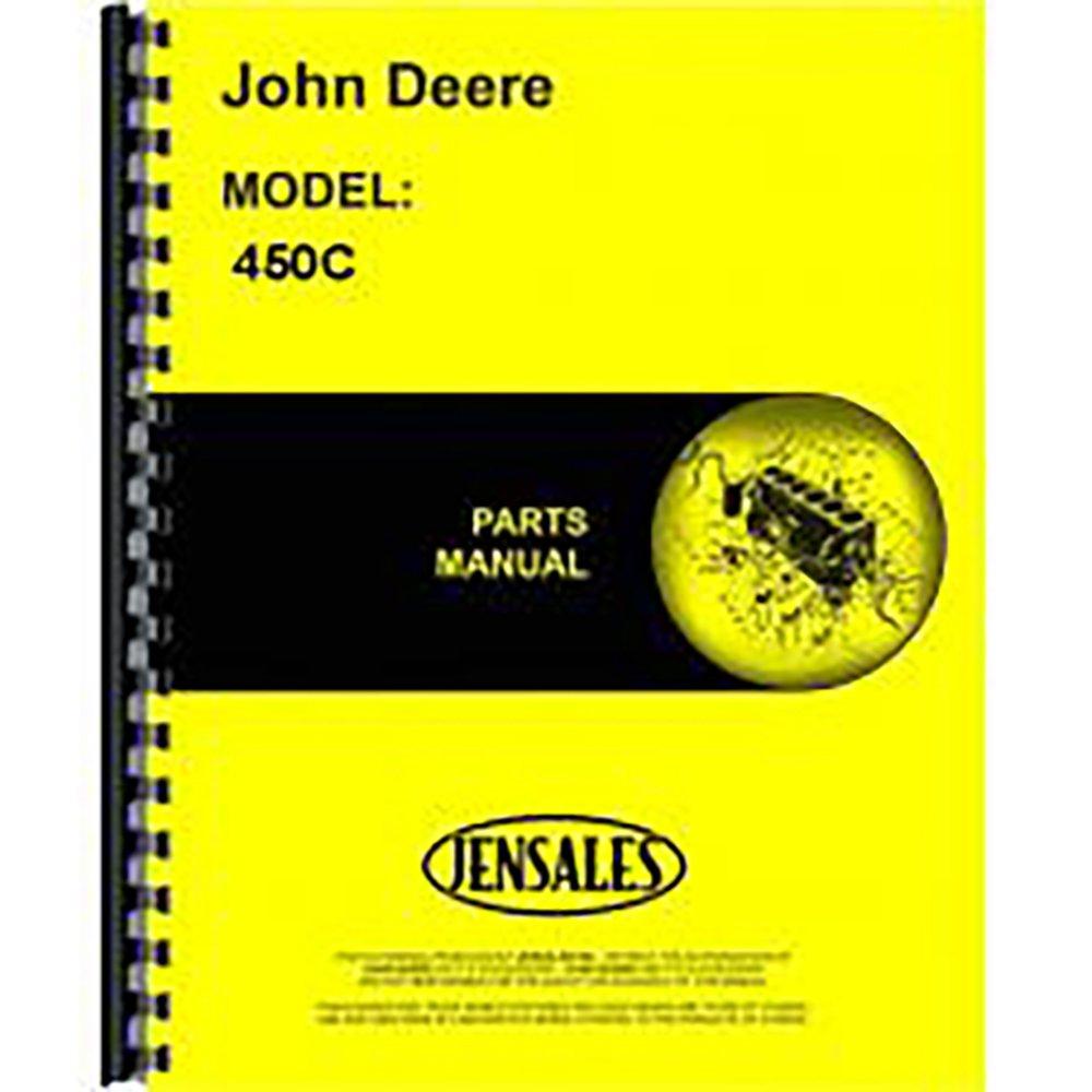New Parts Manual For John Deere 450C Crawler (Crawler Loader): Amazon.com:  Books