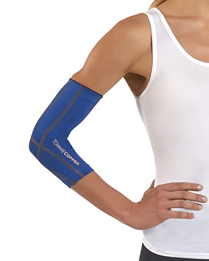 db516cd552 Amazon.com: Tommie Copper Womens Performance Elbow Sleeve 2.0: Clothing