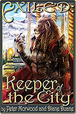 book cover of EXILED: Keeper of the City