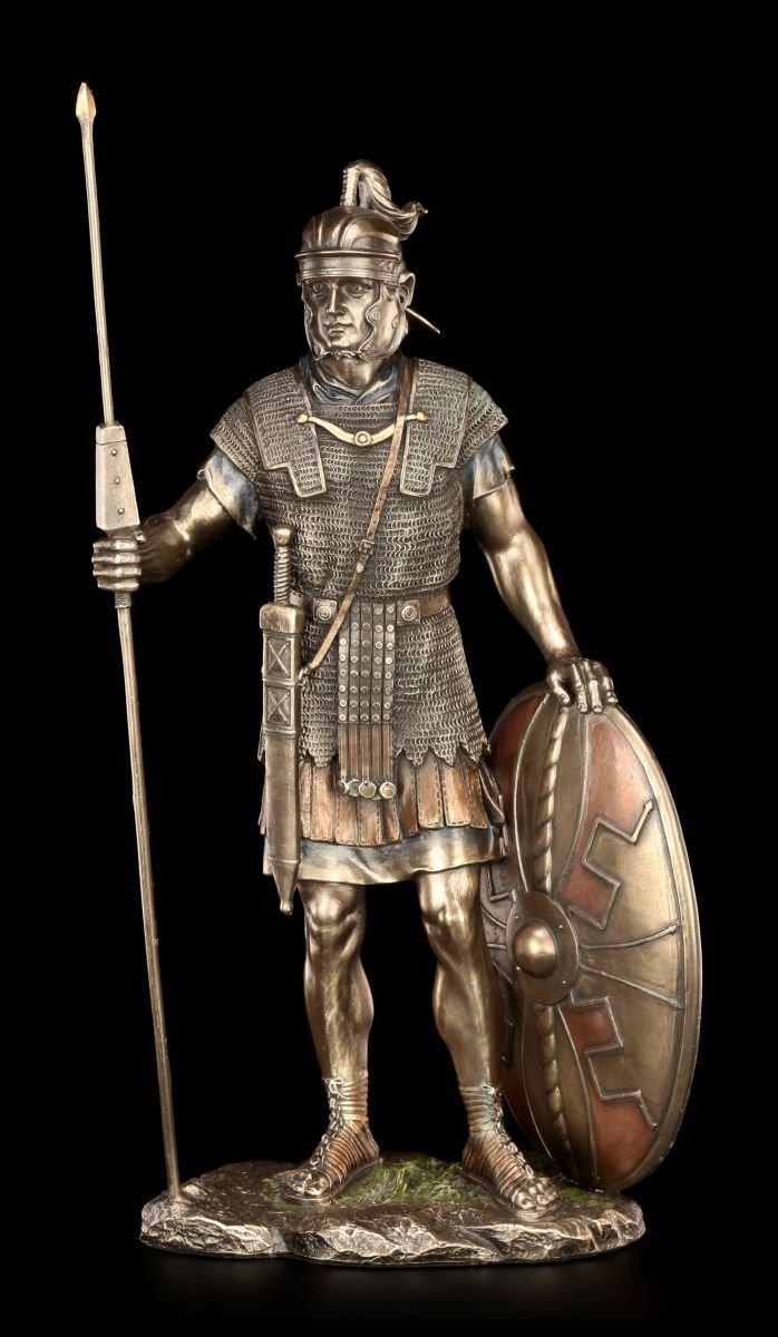 Römische Ritter Figur mit Speer - Veronese